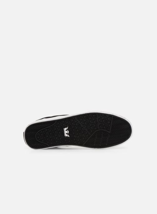 Sneakers Supra Cobalt Nero immagine dall'alto