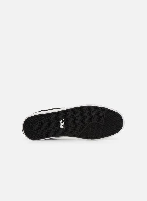 Sneaker Supra Cobalt schwarz ansicht von oben