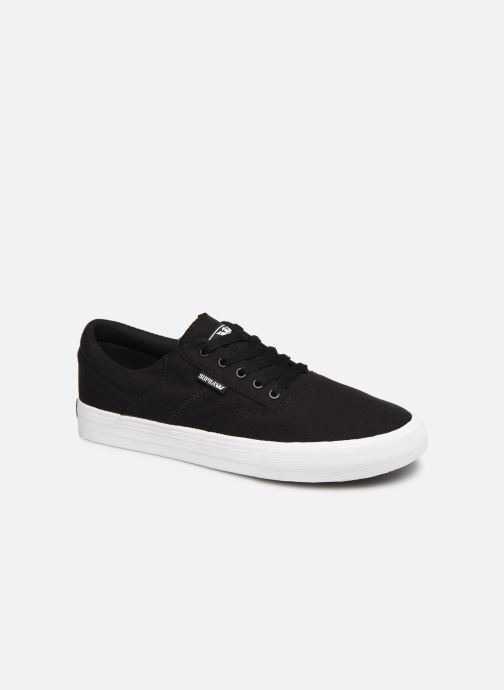 Sneakers Supra Cobalt Zwart detail