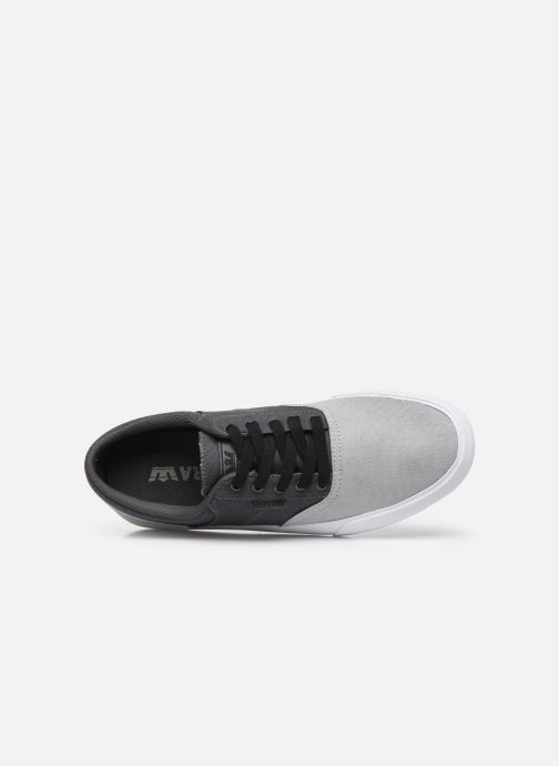 Trainers Supra Cobalt Grey view from the left