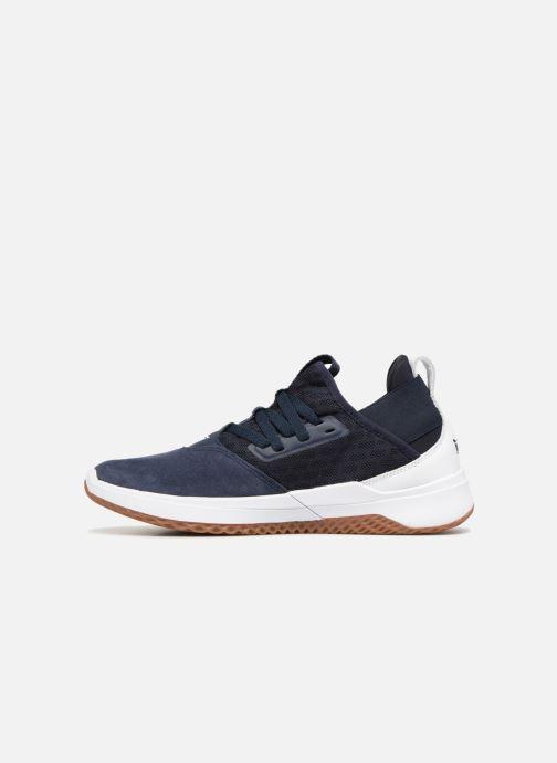 Sneakers Supra Titanium Azzurro immagine frontale
