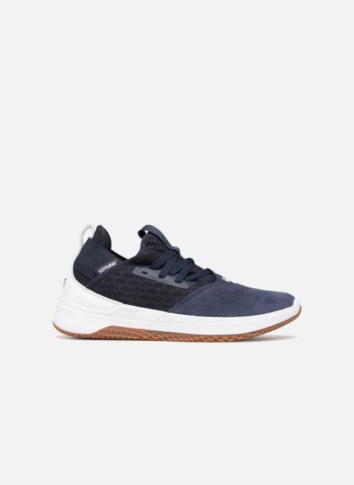 Sneakers Supra Titanium Azzurro immagine posteriore