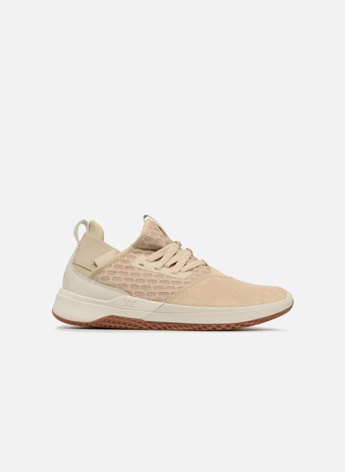 Sneakers Supra Titanium Beige immagine posteriore