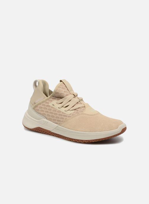 Sneakers Supra Titanium Beige detail