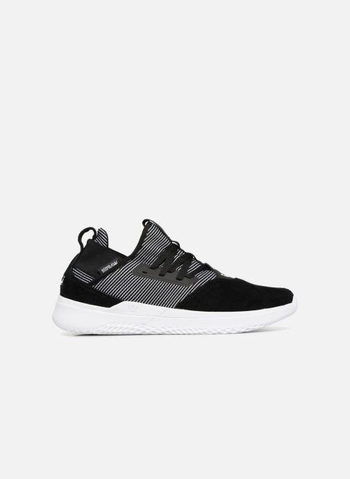 Sneaker Supra Titanium schwarz ansicht von hinten