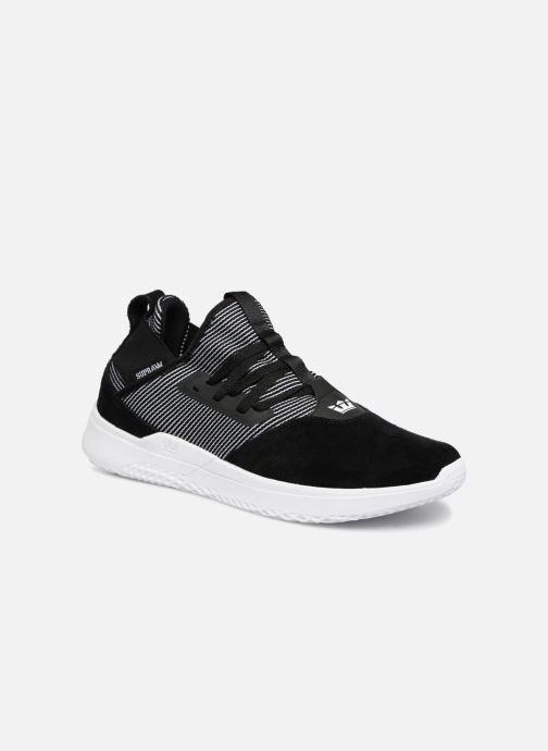 Sneaker Supra Titanium schwarz detaillierte ansicht/modell