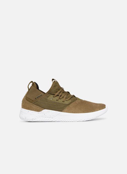 Sneakers Supra Titanium Groen achterkant