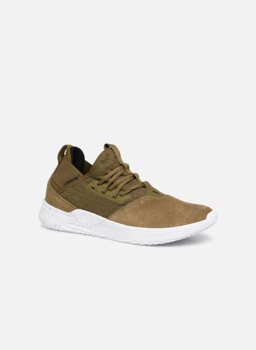 Sneakers Supra Titanium Groen detail