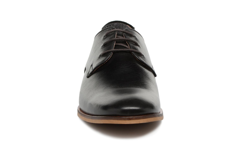 Lace-up shoes Schmoove Swan Derby Tornado/Motta Black model view