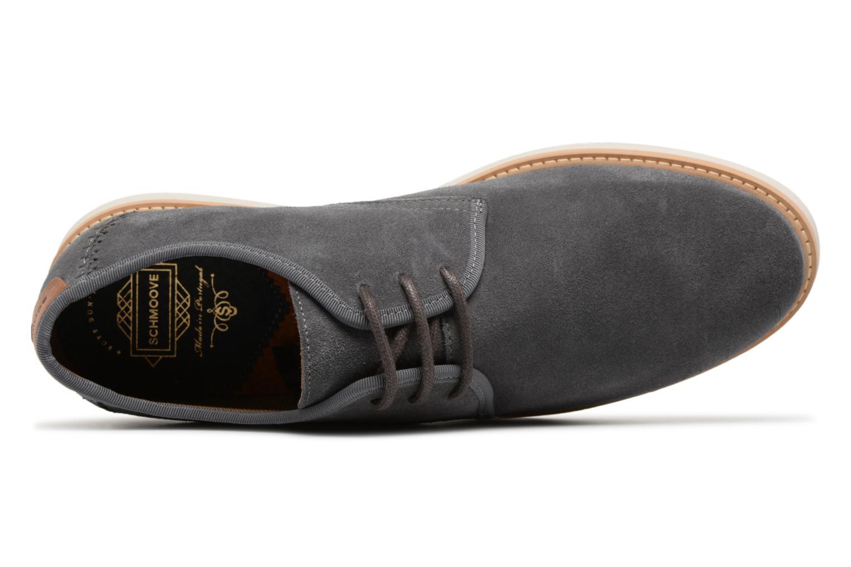 Chaussures à lacets Schmoove Fly Derby Suede Gris vue gauche