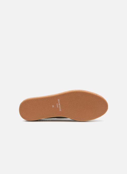 Chaussures à lacets Schmoove Woman Ariane Derby Blanc vue haut
