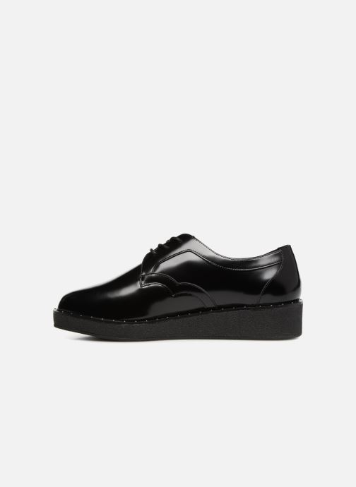 Chaussures à lacets Schmoove Woman Ariane Derby Noir vue face