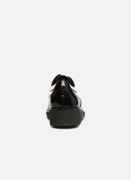 Chaussures à lacets Schmoove Woman Ariane Derby Noir vue droite