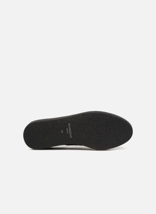 Chaussures à lacets Schmoove Woman Ariane Derby Noir vue haut