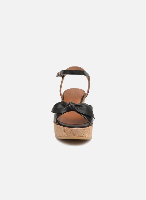 Sandalen Schmoove Woman Ariel Ankle Beetle Zwart model
