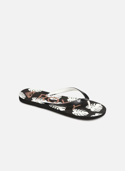Slippers Roxy Tahiti VI Zwart detail