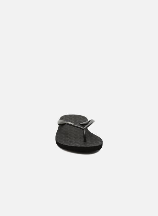 Tongs Roxy Viva IV Noir vue portées chaussures