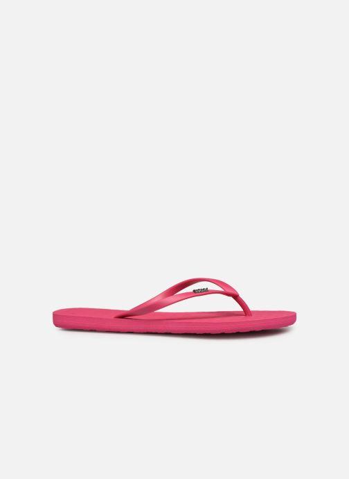 Slippers Roxy Viva IV Roze achterkant