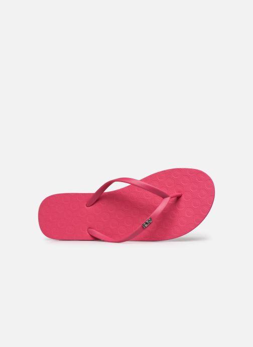 Slippers Roxy Viva IV Roze links
