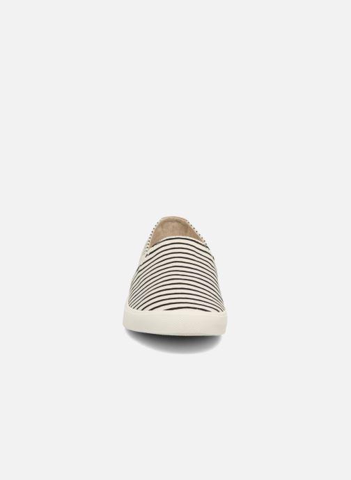 Baskets Roxy Atlanta II Blanc vue portées chaussures