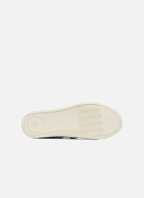 Baskets Roxy Atlanta II Blanc vue haut