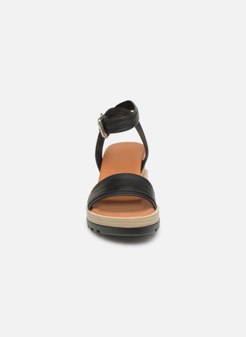Sandales et nu-pieds See by Chloé Robin 2 Noir vue portées chaussures