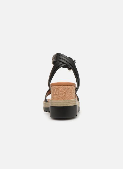 Sandales et nu-pieds See by Chloé Robin 2 Noir vue droite