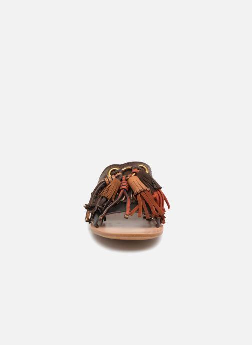 Mules et sabots See by Chloé Tania Multicolore vue portées chaussures