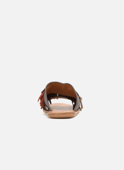 Mules et sabots See by Chloé Tania Multicolore vue droite