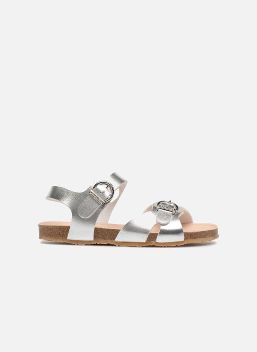 Sandales et nu-pieds Conguitos Alejandra Argent vue derrière
