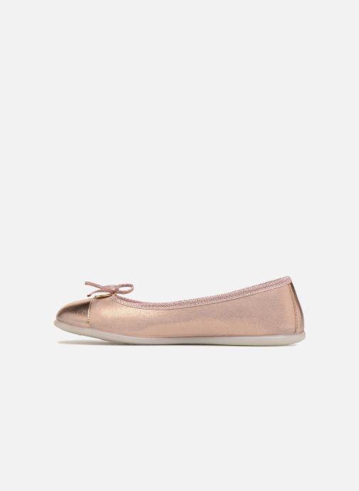 Ballerinas Fresas by Conguitos Marieta gold/bronze ansicht von vorne