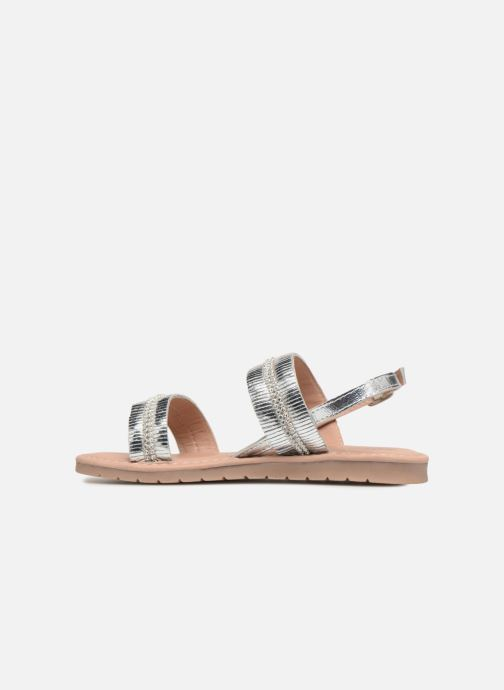 Sandali e scarpe aperte Fresas by Conguitos Ana Argento immagine frontale