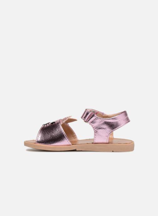 Sandales et nu-pieds Osito by Conguitos Paloma Rose vue face