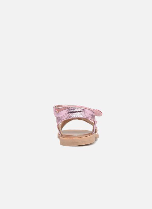 Sandales et nu-pieds Osito by Conguitos Paloma Rose vue droite