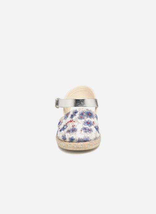 Espadrilles Osito by Conguitos Rafaela Multicolore vue portées chaussures
