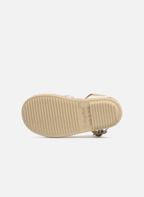 Espadrilles Osito by Conguitos Rafaela Multicolor view from above