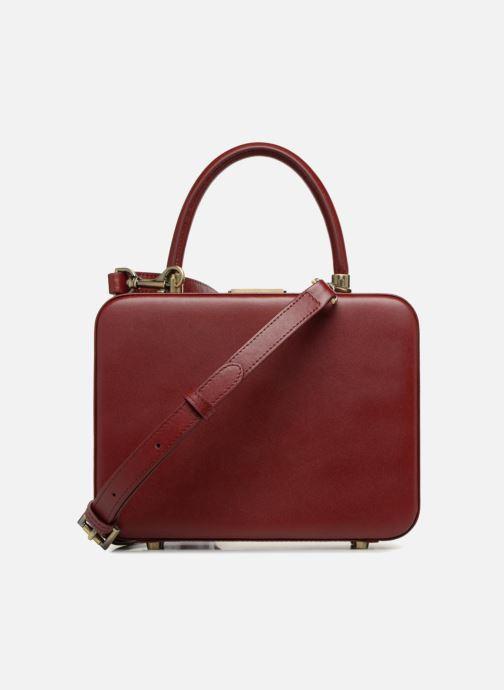 Handtaschen Tammy & Benjamin Vanity Box weinrot ansicht von vorne