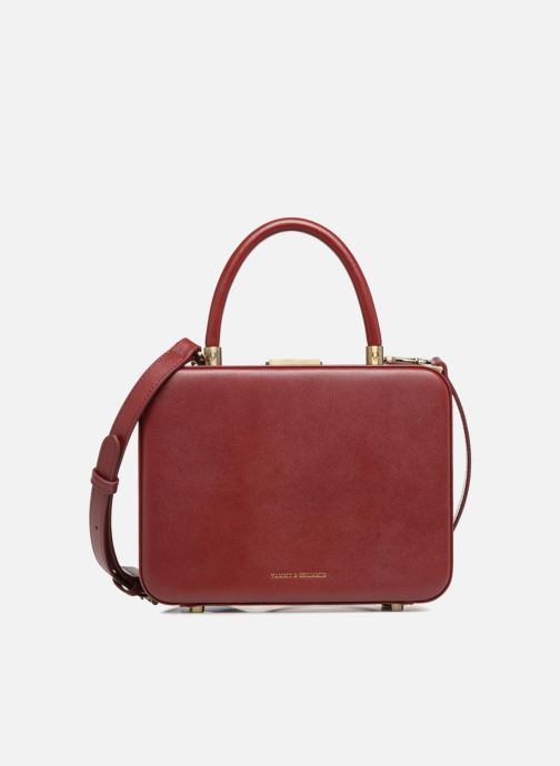 Handtaschen Tammy & Benjamin Vanity Box weinrot detaillierte ansicht/modell