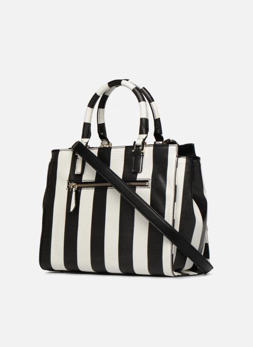 Sacs Vue Guess Droite Society Fruit Main Blanc À Satchel Punch rfqpr8