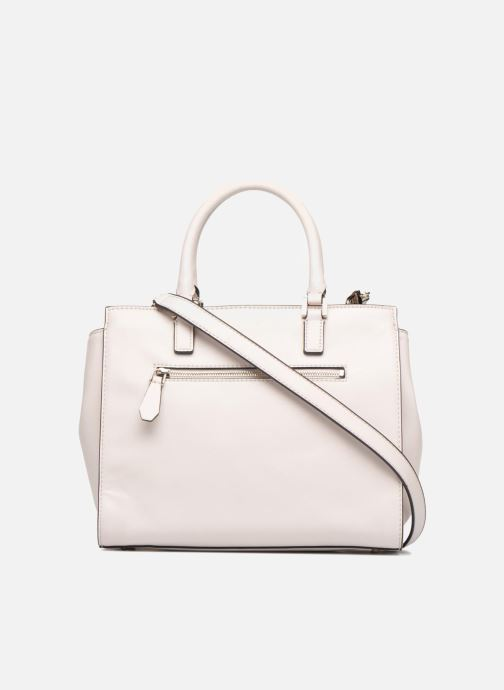 Sacs à main Guess Fruit Punch Society Satchel Blanc vue face