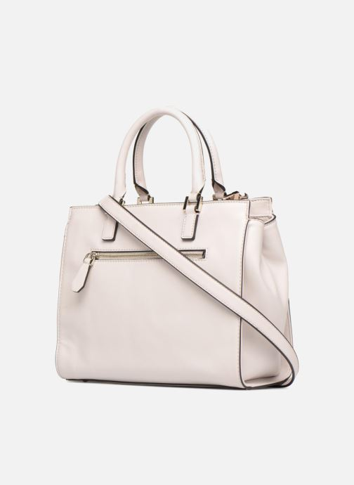 Sacs à main Guess Fruit Punch Society Satchel Blanc vue droite