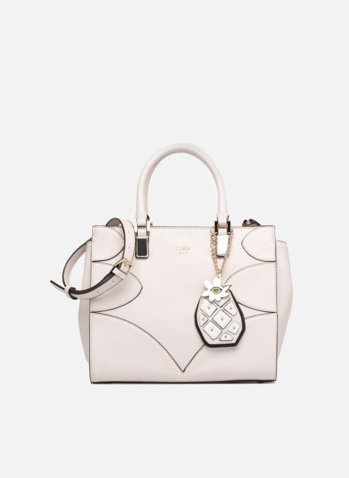 Sacs à main Guess Fruit Punch Society Satchel Blanc vue détail/paire