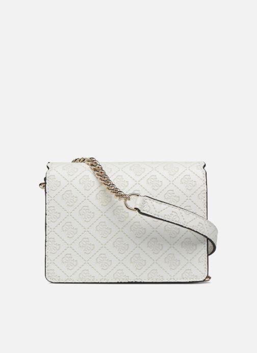 Guess Rayna Mini Crossbody Flap (weiß) Handtaschen bei