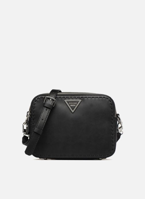 Bolso Manos Libres Negro GUESS Crossbody Top Zip