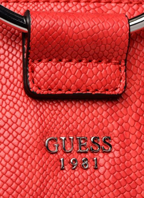 Handbags Guess Keaton Tote Red view from the left