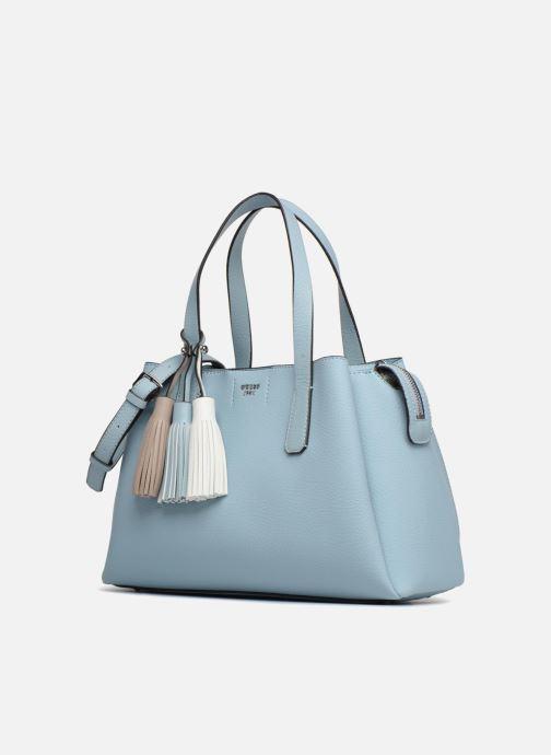Satchel Handbags 315657 Guess Chez blue Sarenza Girlfriend Trudy qUUwETHI
