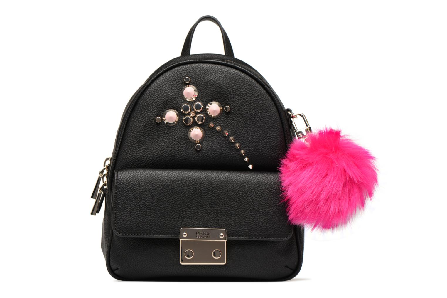 Backpack Guess Pop Small Black Varsity 1frafWnt