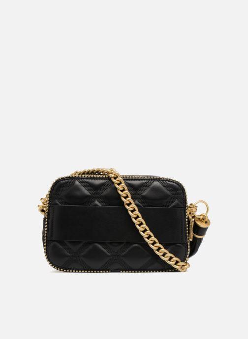 Handtassen Guess Ariel camera bag Zwart voorkant