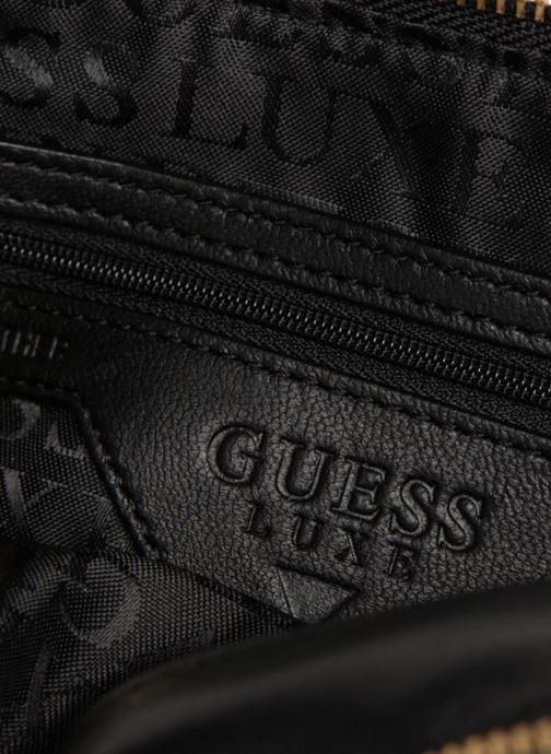 Handtassen Guess Ariel camera bag Zwart achterkant