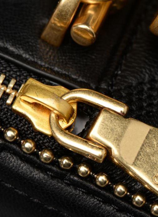 Handtassen Guess Ariel camera bag Zwart links